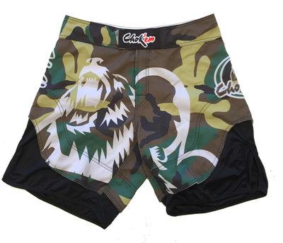 MMA Short Camouflage DF-1