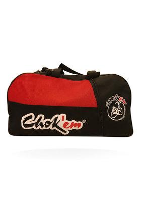 Chok'em Sporttas Black/Red