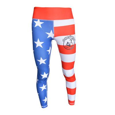 Legging Amerika Line Dames