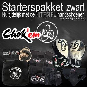 Starterspakket Zwart